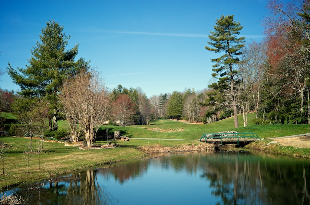 Connestee Falls Golf Course