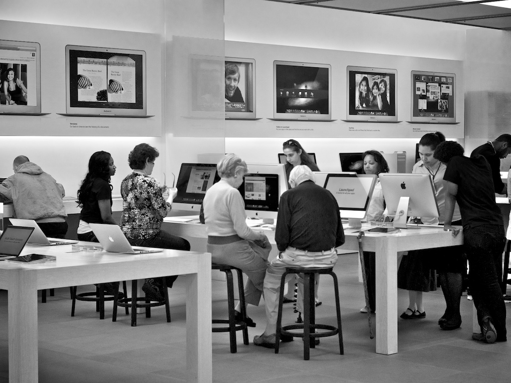 Apple Store Westchester NY