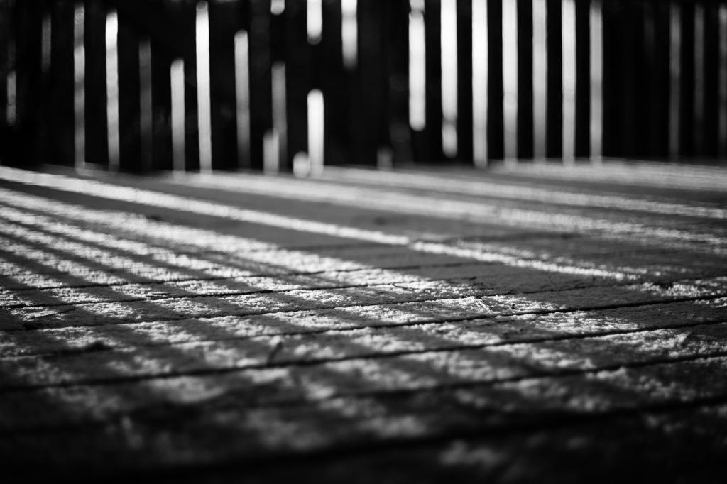 Frosty Deck