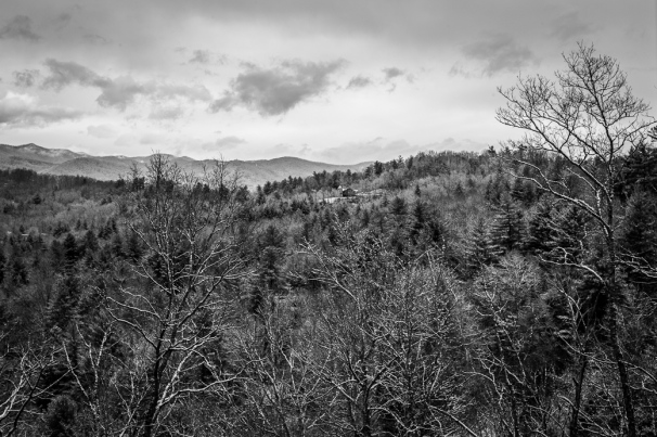 Mount Pisgah & Blue Ridge Mountains