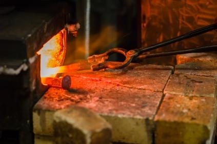 Methane Powered Furnace