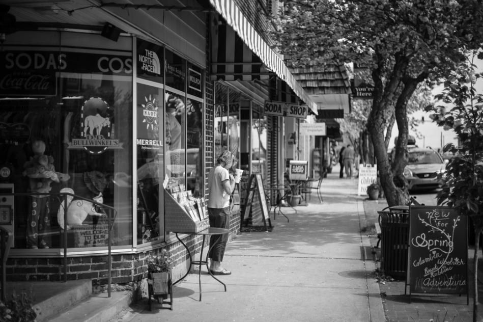 The Soda Shop