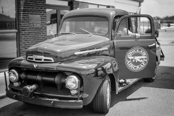 1951 Flathead Ford F1 Pickup