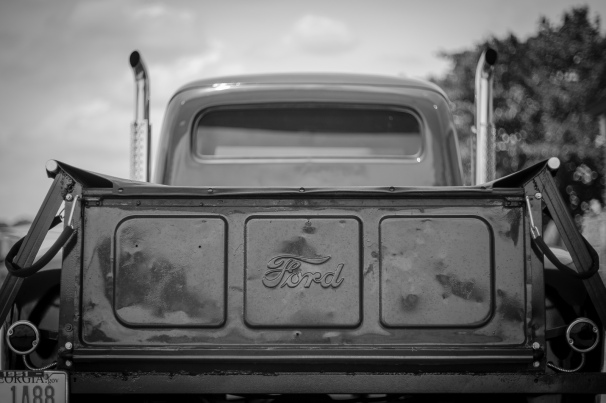 1951 Ford Pickup-7