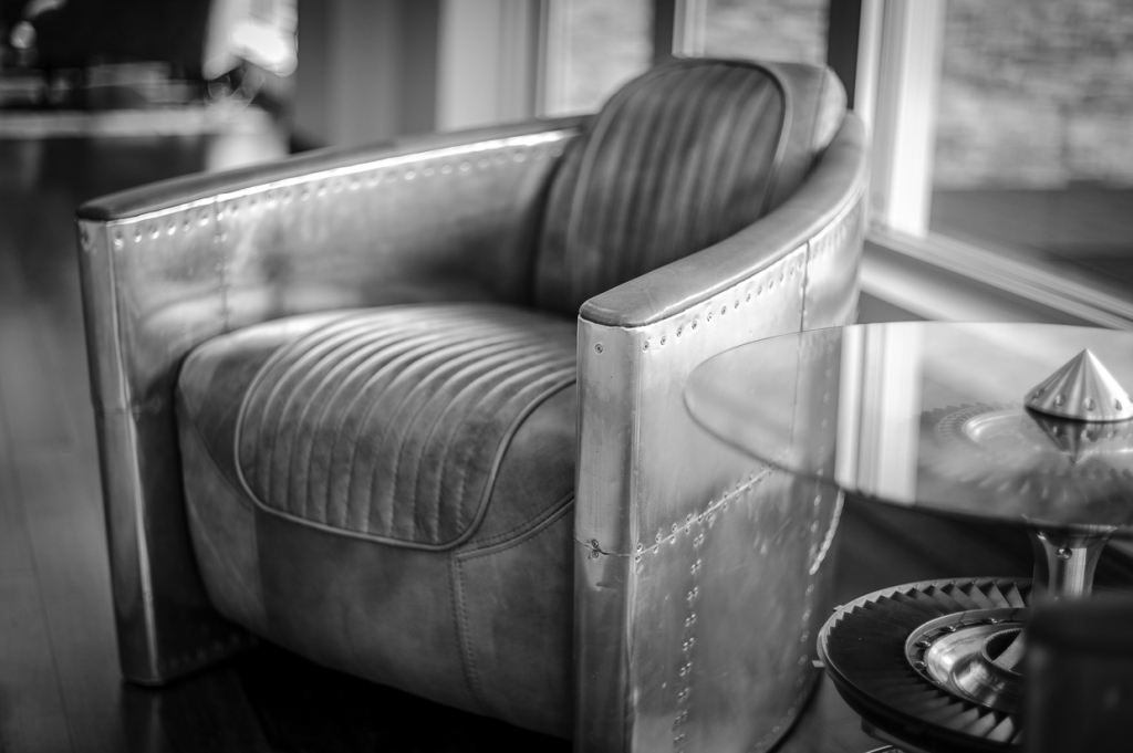 Aviator Chair | Leica M-E, Leica Summilux-M 50mm f/1.4 III