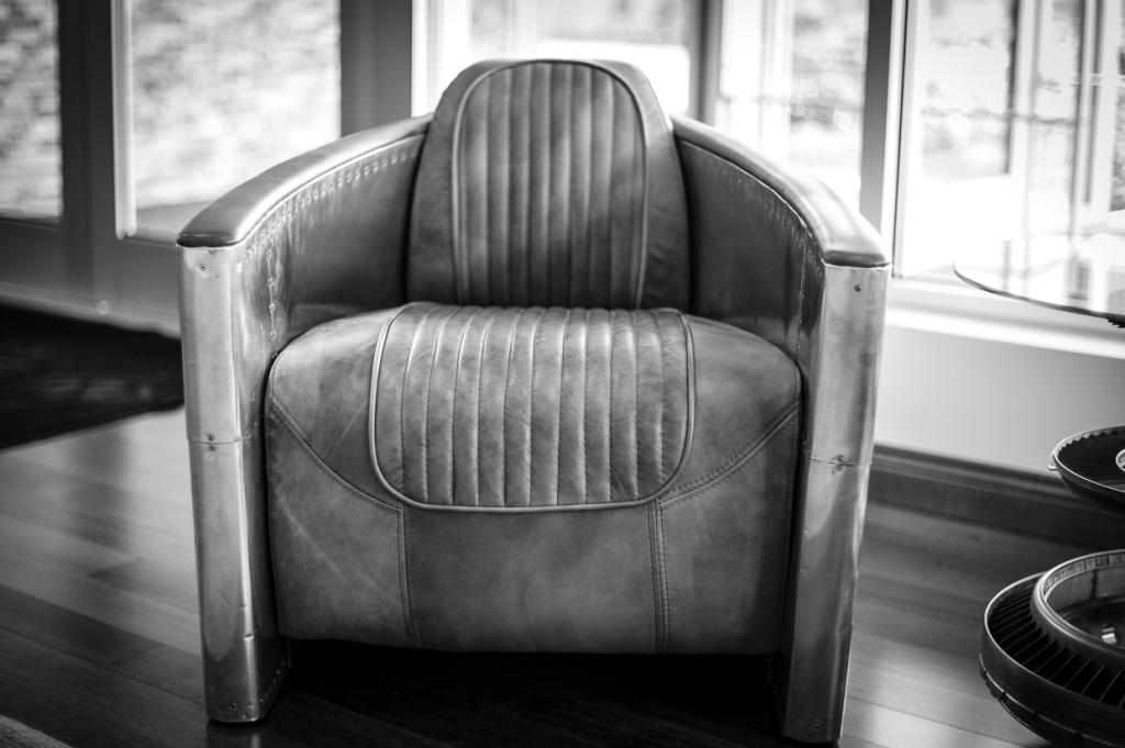 Aviator Chair | Leica M-E, Leica Summilux-M 50mm f/1.4 III