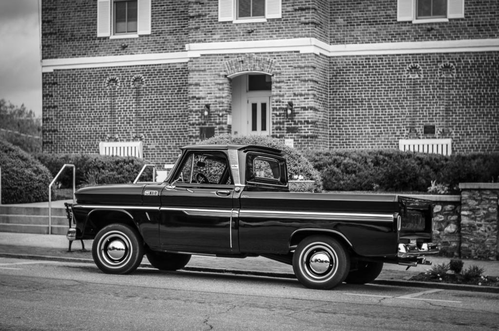 Ol' Chevy Pickup