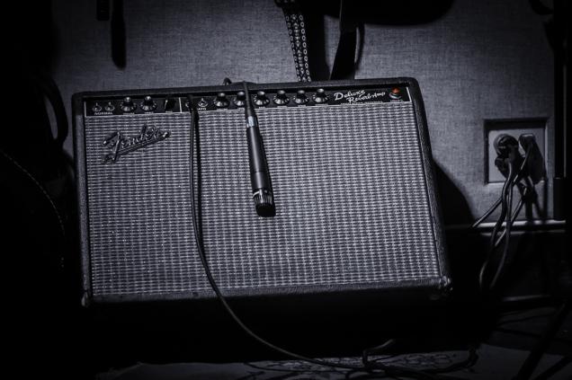 Fender Amp     Leica M-E, Leica Elmarit-M 90mm f/2.8