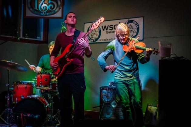 Nicky Sanders with Jeff Sipe Trio