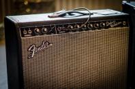 Fender Amp | Leica M-E, Leica Summilux-M 50mm f/1.4