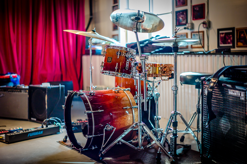 Jeff Sipe's Drums   Leica M-E, Leica Summilux-M 50mm f/1.4
