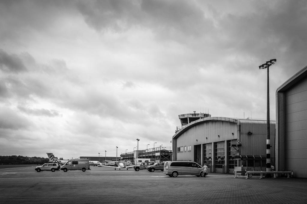 Southampton Airport UK