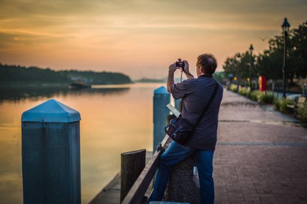 Sunrise Savannah River