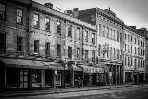 Standing Alone | Savannah Georgia