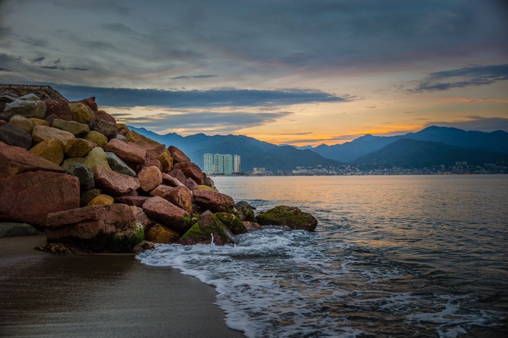 Sunrise - Puerto Vallarta