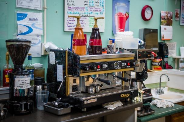Coffee Morning - The Sunrise Cafe