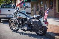 Patriotic Harley