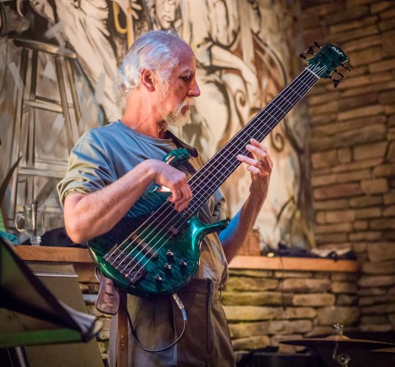 Robert Nance - Bass