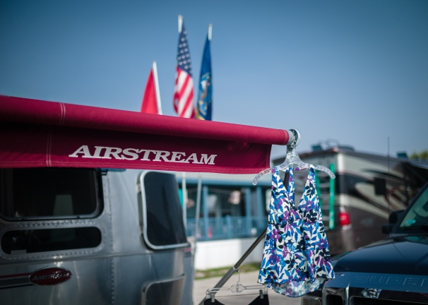 Airstream Swimsuits American Flag