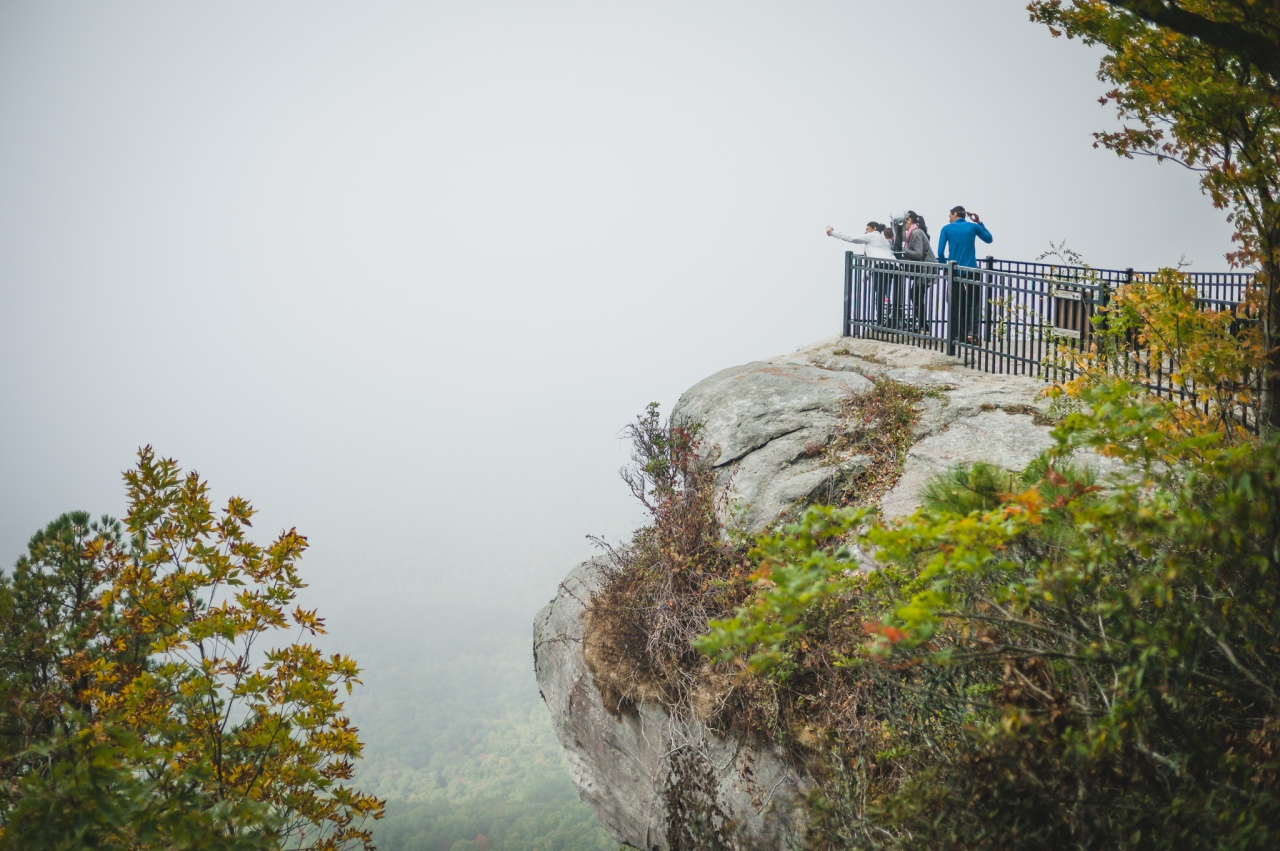 View from Caesars Head State Park
