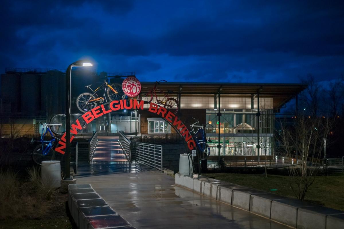 New Belgium Brewery Asheville