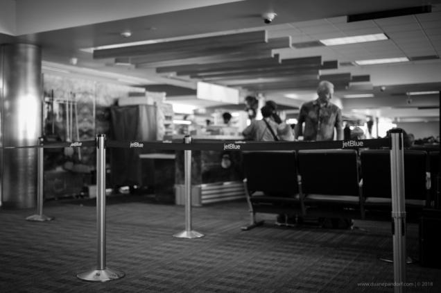 JetBlue Counter