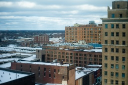 Rochester City View